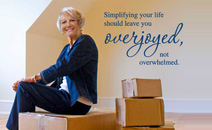 downsizing made easy podcast