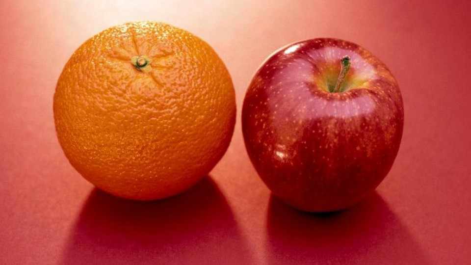 how to choose a realtor – apples and oranges